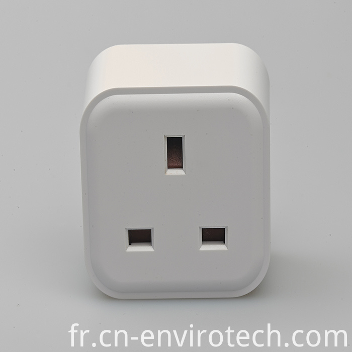 Wi Fi Single Output Smart Outlet