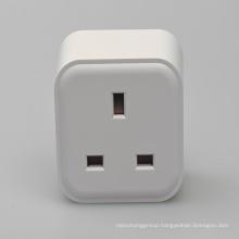 Single output Wi-Fi smart outlet