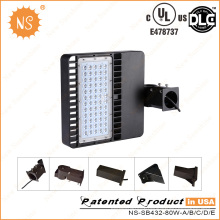 UL Dlc 80W LED Packing Lot Light