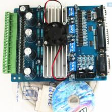 Controlador de motor paso a paso 3AXIS y 4AXIS TB6560
