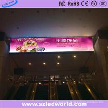 L'écran de LED dans des affichages à LED Affiche le panneau polychrome de P6