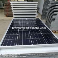 neues angekommenes yangzhou populär in Mittlerer Osten sola Plattensystem / Solarmodul 12v 100w
