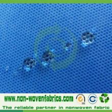 Tecido não tecido de PP em alta resistência Homenagem 100% polipropileno