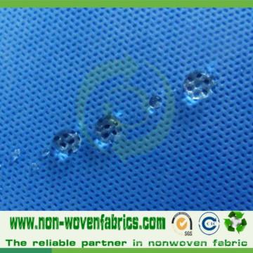 Tissu non tissé PP en uniforme de haute résistance 100% Polypropylène