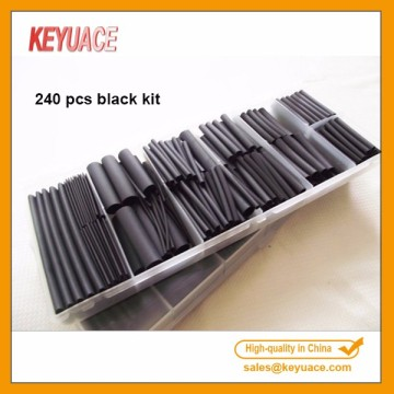 Dual Wall Adhesive Berjajar Heat Shrink Tubing Kit