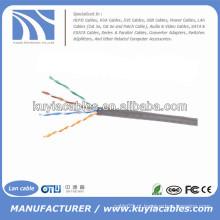 1000 pés / 305m Cinza UTP Cat5 Lan Cable