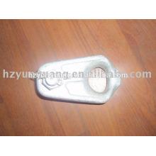 Pollinie Hardware-Befestigung Fingerhut Gabel ADSS OPGW LWL-Kabelverschraubungen feuerverzinkt Freileitungen Zubehör