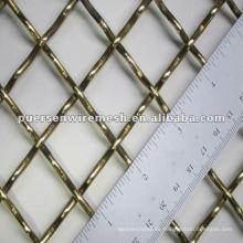 Caliente ventas de malla de alambre prensado (diez años fabricante, fábrica)
