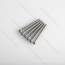 Tornillos de cabeza de botón de acero inoxidable M3