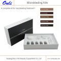 Kits de microblading pour le maquillage permanent