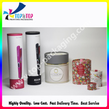 China Good Quality Cylinder Paper Wax Coated Box