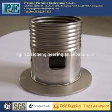 Mecanizado CNC de alta precisión estampado y soldadura de piezas mecánicas