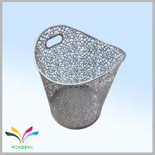 Fournitures de bureau et de la maison conteneur de déchets de déchets métalliques