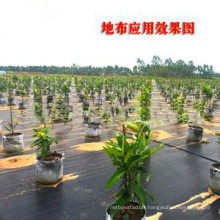 Weed Control Nonwoven Fabric