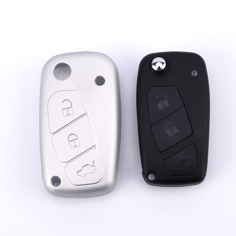 Silicone Car Keybag for Fiat
