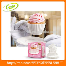 2014 New colorful silicone cake cup