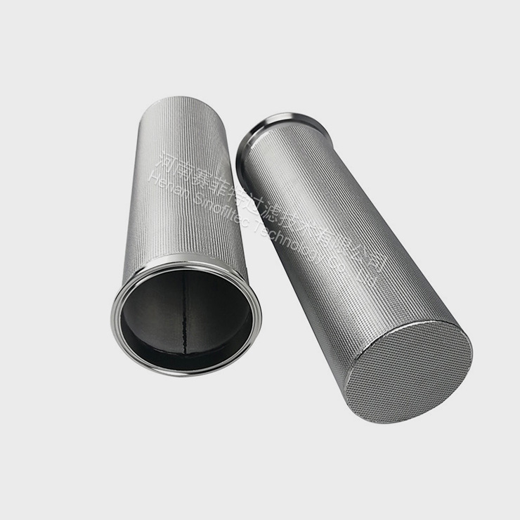 metal stainless steel sintered porous tube