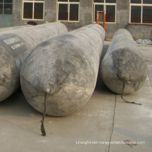 boat floating rubber heavy lift airbag
