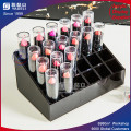 Eco - Friendly Material Acrylic Lipstick Display