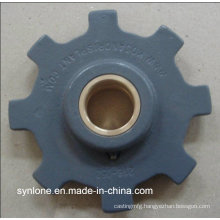 Steel Forging Gear with CNC Machining