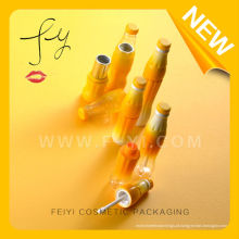 Fantastic plástico Lipgloss cosméticos embalagem série