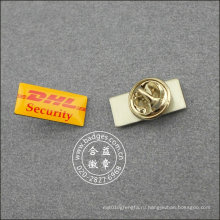 Организационный значок, изготовленный на заказ pin отворотом металла (GZHY-ЛП-005)
