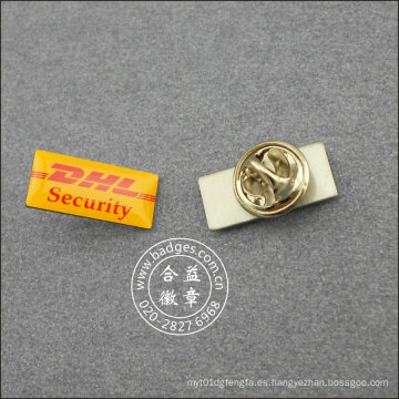 Insignia organizativa, pin personalizado de solapa de metal (GZHY-LP-005)