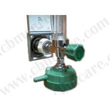 Mounted Oxygen Flowmeter for Central Medical Oxygen System
