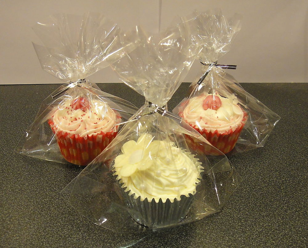 Cellophane Bags For Cakes