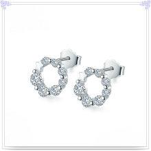 Bijoux en argenterie Boucles d'oreille à la mode 925 bijoux en argent sterling (SE148)