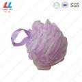 exfoliate mesh bath soap shower puff bath accessories