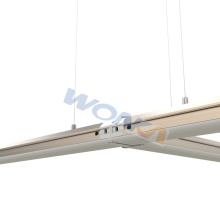 Free Connect Various Lengths LED Office Linear Lighting