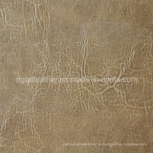 Модный дизайн дышащий PU мебели кожаный (qdl по-FB0038)