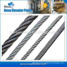 Manfacture chino de la cuerda de alambre de acero