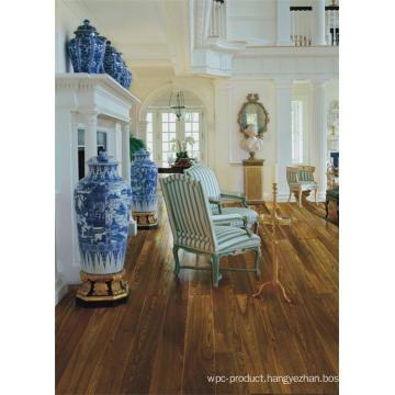 a/Ab Grade Hardwood Flooring Robinia Solid Wood Floor
