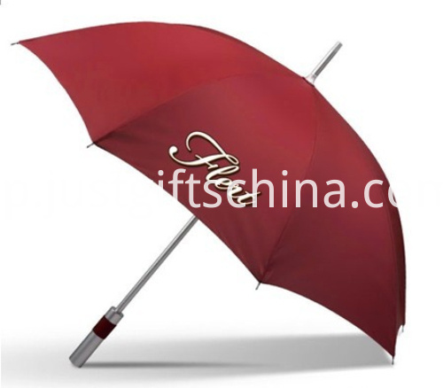 Promotional Branded Auto Straight Golf Umbrellas
