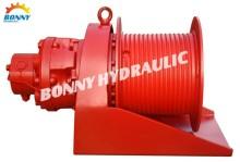 Winch de elevador hidráulico para minas, Marina GW2000