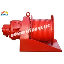 Gearbox Drives Planetary Hydraulic Hoist Winch for Marine GW1000