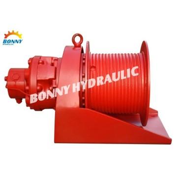 Treuil hydraulique de grue pour le mien, marine GW2000