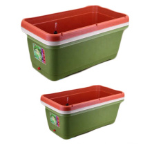 China Taizhou OEM Cheap Custom Mould for Balcony vegetables pot with 10 years making experience