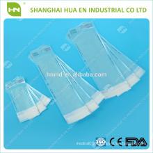 Pochettes d'emballage de stérilisation auto-scellées pour dentaire