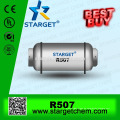 Beste Qualität niedrige GWP neue Art gemischte Kältemittel Gas r507