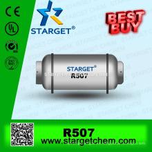 Mejor calidad Enviro-Safe mejor comprar aire acondicionado de gas r507