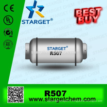 Best Quality Low GWP Best Buy réfrigérant gaz r507