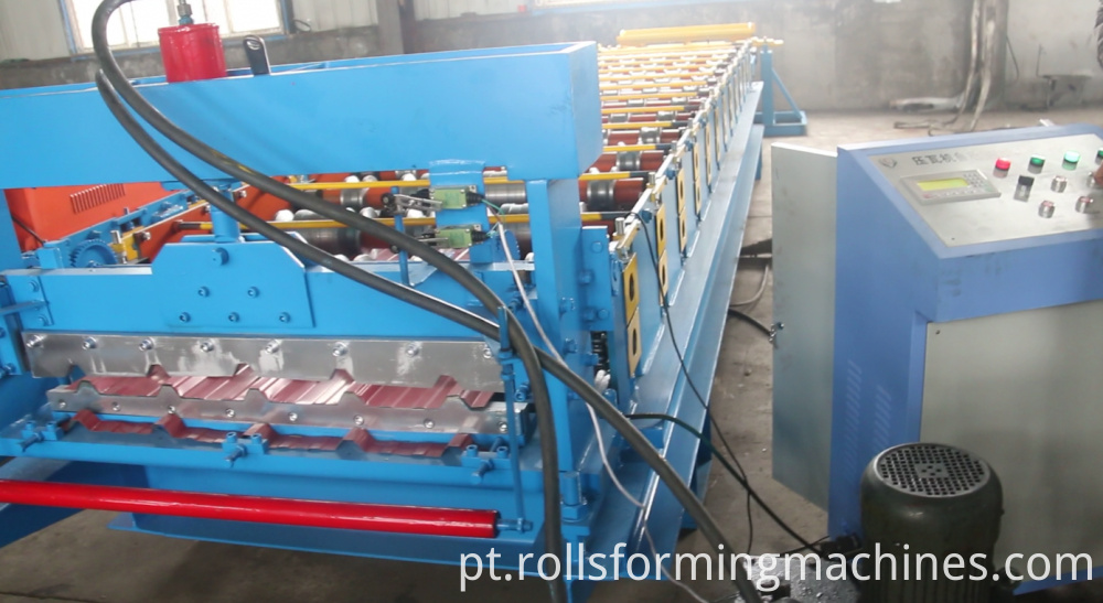 840 Roof Tile Machine