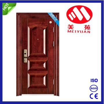 Security Steel Door with Ce, Soncap Certificate