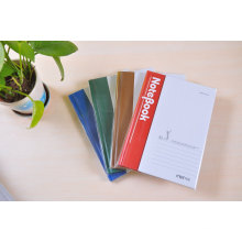 A6 - 80sheets Case Bound Notebook Hardcover Memo Pad