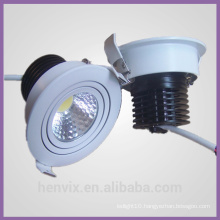 10W high cri COB LED downlight dimmable led downlight