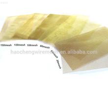 60 70 90 100 Mesh Schreibpapier Druckpapier Messingdraht Papiermaschinentuch