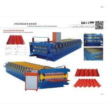 Wand- / Dach- / Türpaneel-Profiliermaschine